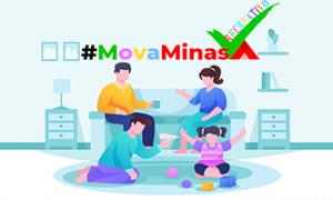 Programa Mova Minas Recreativo: jogos e brincadeiras para crianças e adolescentes durante o isolamento social
