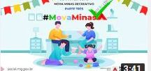 Mova Minas Recreativo – Quarta Semana – Faixa etária de 11 a 14 anos