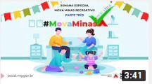 Mova Minas Recreativo – Quarta Semana – Faixa etária de 15 anos ou mais