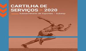 Cartilha de Serviços da Subsecretaria de Esportes é publicada pela Sedese