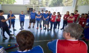 Curso capacita coordenadores pedagógicos para levarem a educação esportiva de forma interdisciplinar até as escolas
