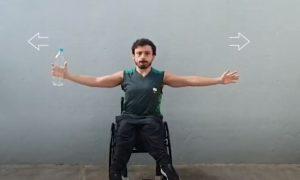 Movimente-se – Exercícios para cadeirantes
