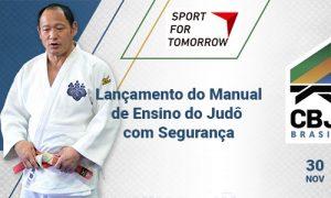Confederação Brasileira de Judô convida para lançamento online de versão traduzida do Manual de Judô com Segurança – Inscrições até 29/11!
