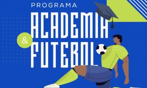 Prazo de inscrições para edital do Academia & Futebol se encerra hoje