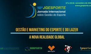 10ª Jornada Internacional sobre Gestão do Esporte – 27/11/2020 – Sessão 2