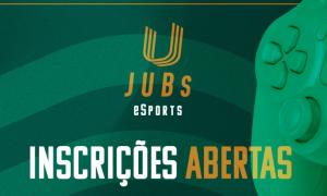 JUBS e-Sports, maior competição universitária de e-Sports do Brasil, está com inscrições abertas