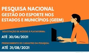 Observatório do Esporte e UFPR fecham ciclo de capacitações para a pesquisa nacional sobre Gestão do Esporte nos estados e municípios