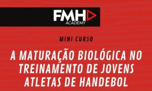 Federação Mineira de Handebol realiza curso gratuito direcionado a avaliação de jovens atletas de handebol