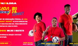 Liga Nescau lança congresso online para profissionais de Educação Física e realiza 7ªedição de competição estudantil 100% digital. Participe!