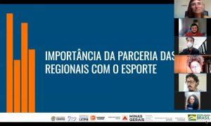 Observatório do Esporte faz balanço da adesão de MG à Pesquisa Nacional GEEM em parceria com a UFPR e as Diretorias Regionais Sedese